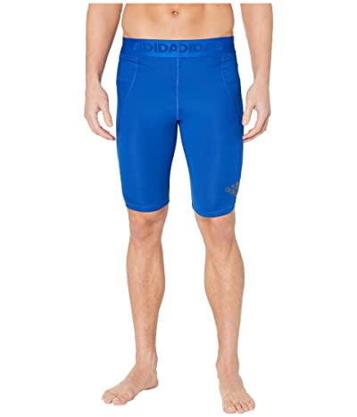 adidas Alphaskin Sport Tight Shorts (Collegiate Royal) Men