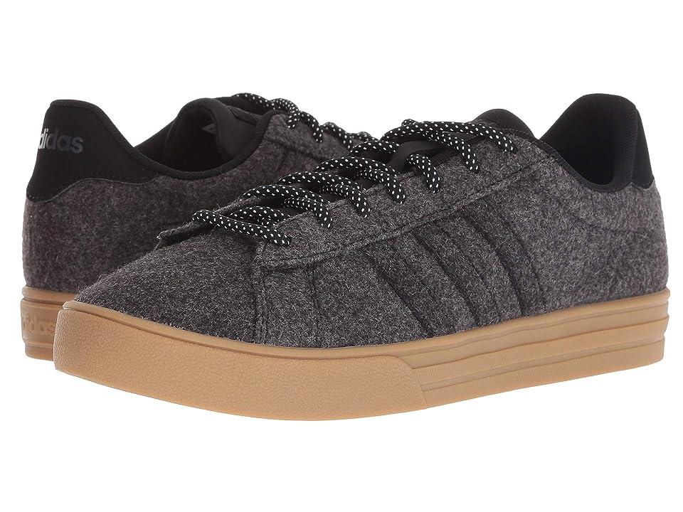 adidas Daily 2.0 (Black/Carbon/Gum) Men