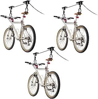 Discount Ramps 3-Bike Elevation Garage Bicycle Hoist Kit