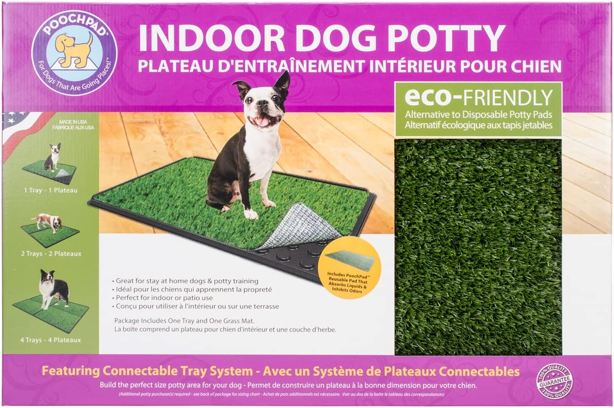 Indoor Raleigh Mall Turf Ranking TOP3 Dog Potty Classic Plus Pad 16