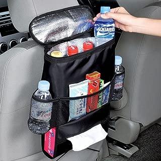 organizador de auto a prueba de agua con capacidad de 10L. Arkmiido bolsa de basura plegable bote de basura