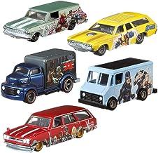 Hot Wheels Pop Culture X-Men Premium Cars Set   Vehículos Coche Mattel DLB45, Vehículo:Conjunto de 5