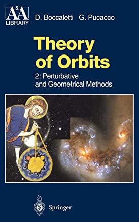 Theory of Orbits: Perturbative and Geometrical Methods: 002