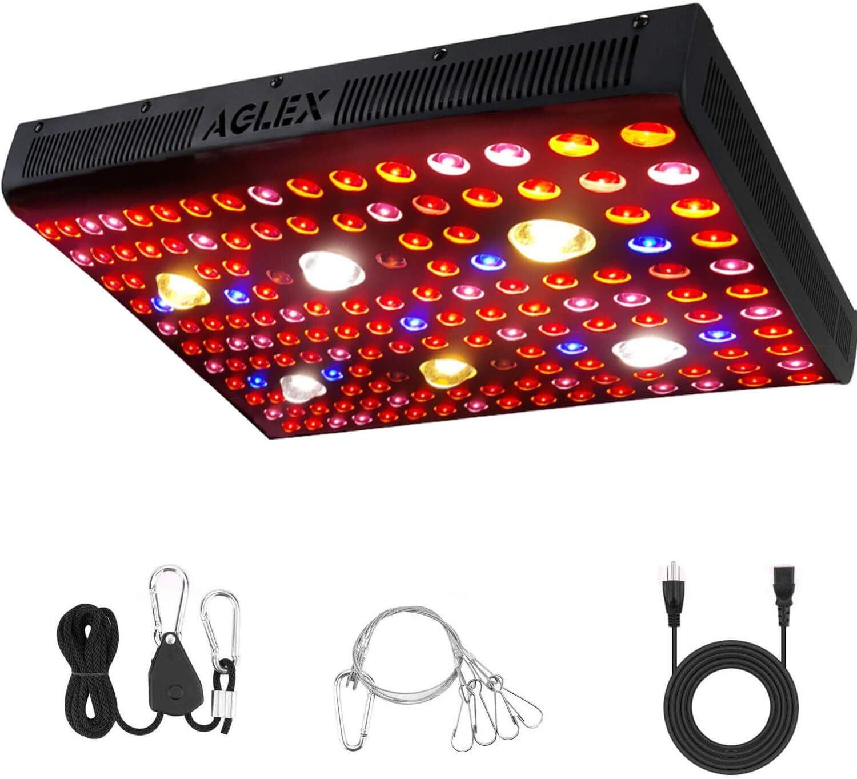 Aglex COB LED Grow Light 3000W