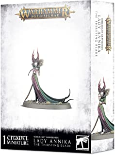 Warhammer AoS - Soulblight Gravelords Lady Annika The Thirsting Blade
