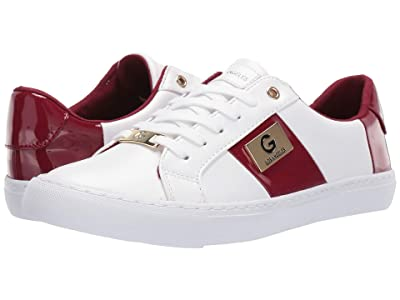 GBG Los Angeles Oatsen (White/Bold Cherry) Women
