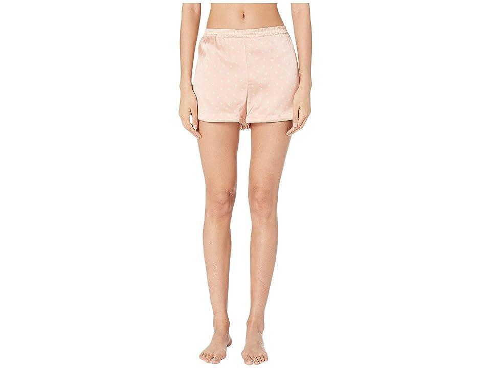 Stella McCartney Betty Twinkling Pajama Shorts (Ballet Pink) Women