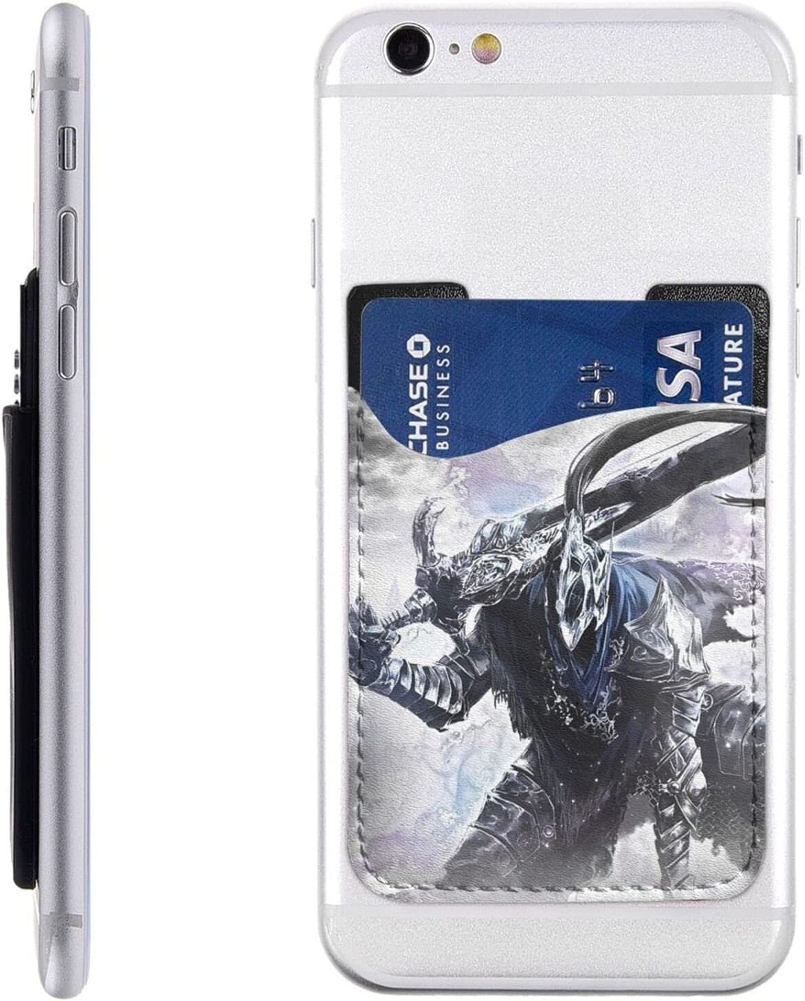 Mobile Phone Card Holder Adhesive Challenge the lowest price Walle Cell Colorado Springs Mall On Stick