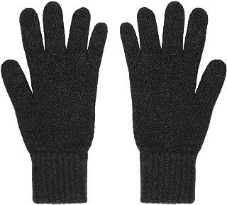 100% Cashmere Men's Gloves, Made in Scotland