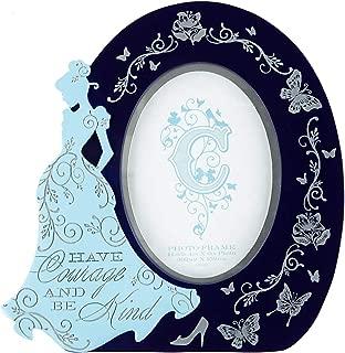 Disney Parks Cinderella Have Courage Be Kind 4 x 6 inch Photo Frame