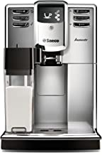 Saeco Incanto Carafe Super Automatic Espresso Machine with AquaClean filter, Stainless..