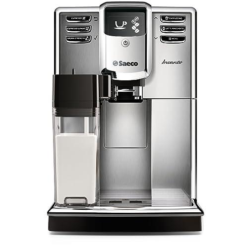 Saeco Incanto Plus Super-Automatic Espresso Machine w//Built-In Grinder HD8911//67