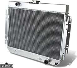 CoolingCare 52MM 3 Row Aluminum Radiator for Chevrolet Bel Air, Impala, Chevelle Many Models All Engines 1963-1968