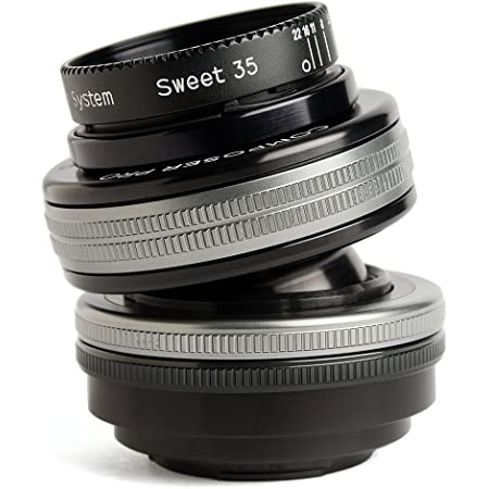 Lensbaby Lb 3u7 C Lensbaby Composer Pro With Sweet Camera Photo