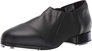 Leo Men`s Slip-on Jazz Tap Dance Shoe