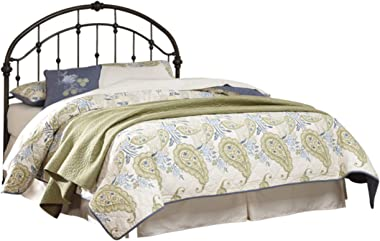 Ashley Furniture Signature Design - Nashburg Metal Headboard - Queen Size - Component Piece - Vintage Casual - Headboard Only