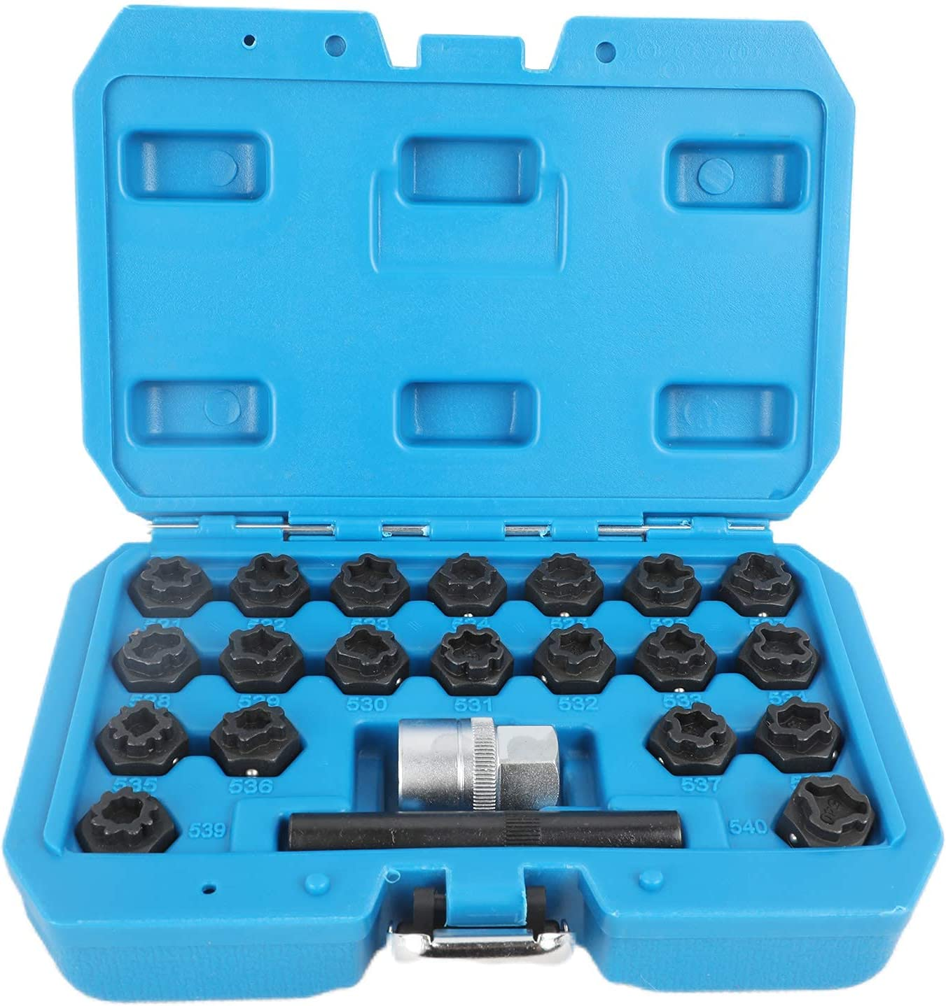 GOGOLO 22pcs Wheel Lock Key Removal Kit Compatible Ranking TOP18 Outlet sale feature Tool VW with
