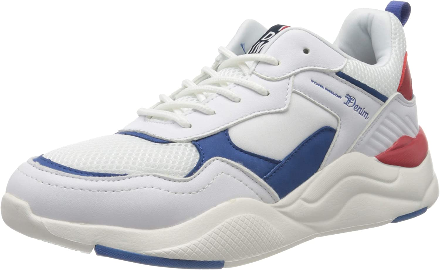 Tom Tailor Men's Max 58% Special Campaign OFF Low-top Trainers