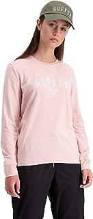 Huffer Women's LS LANEWAY TEE/HFR Colour
