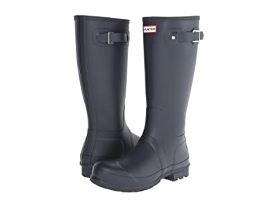 Hunter Original Tall Rain Boots (Navy) Men