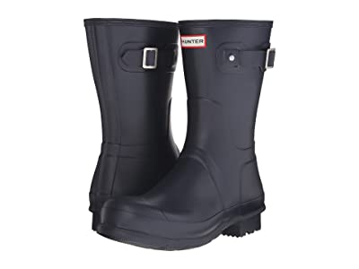 Hunter Original Short Rain Boots (Navy) Men