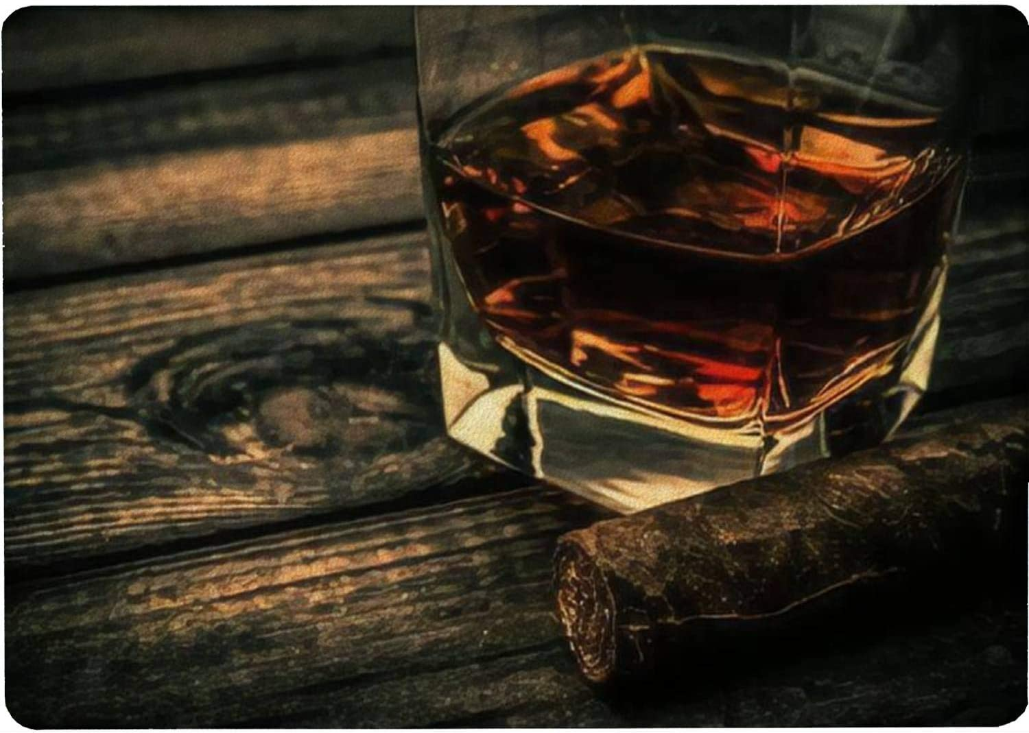 Tempered Glass Popular brand in the world Cutting Board of on supreme cigar brandy cuban and