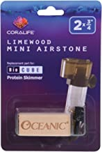 Coralife 8524 Limewood Mini Airstone for Biocube Protein Skimmer