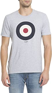 Ben Sherman Men's The Iconic Target Print T-Shirt