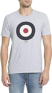 Ben Sherman Men's The Iconic Target Print T-Shirt