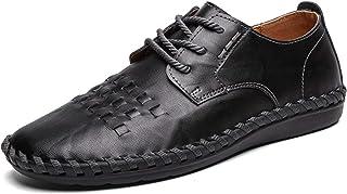 Chaussures Tout-Aller décontractées Slip on Mocassins Légères Oxford Boat Walking Chaussures de Conduite pour Hommes