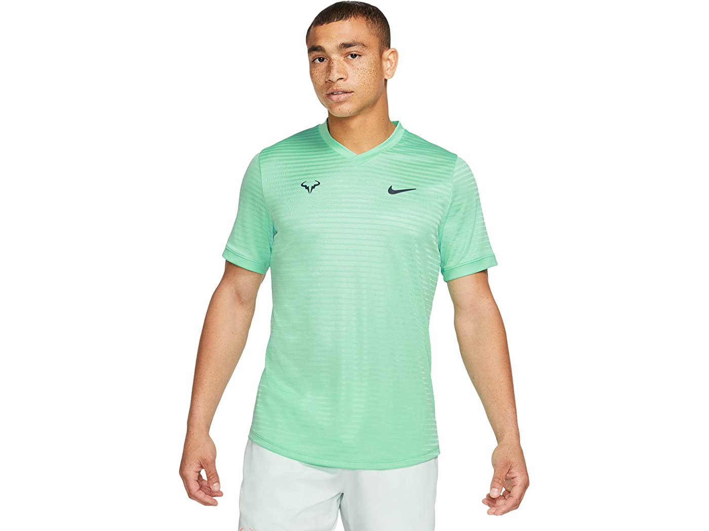 Rafa NikeCourt Challenger Top Short Sleeve