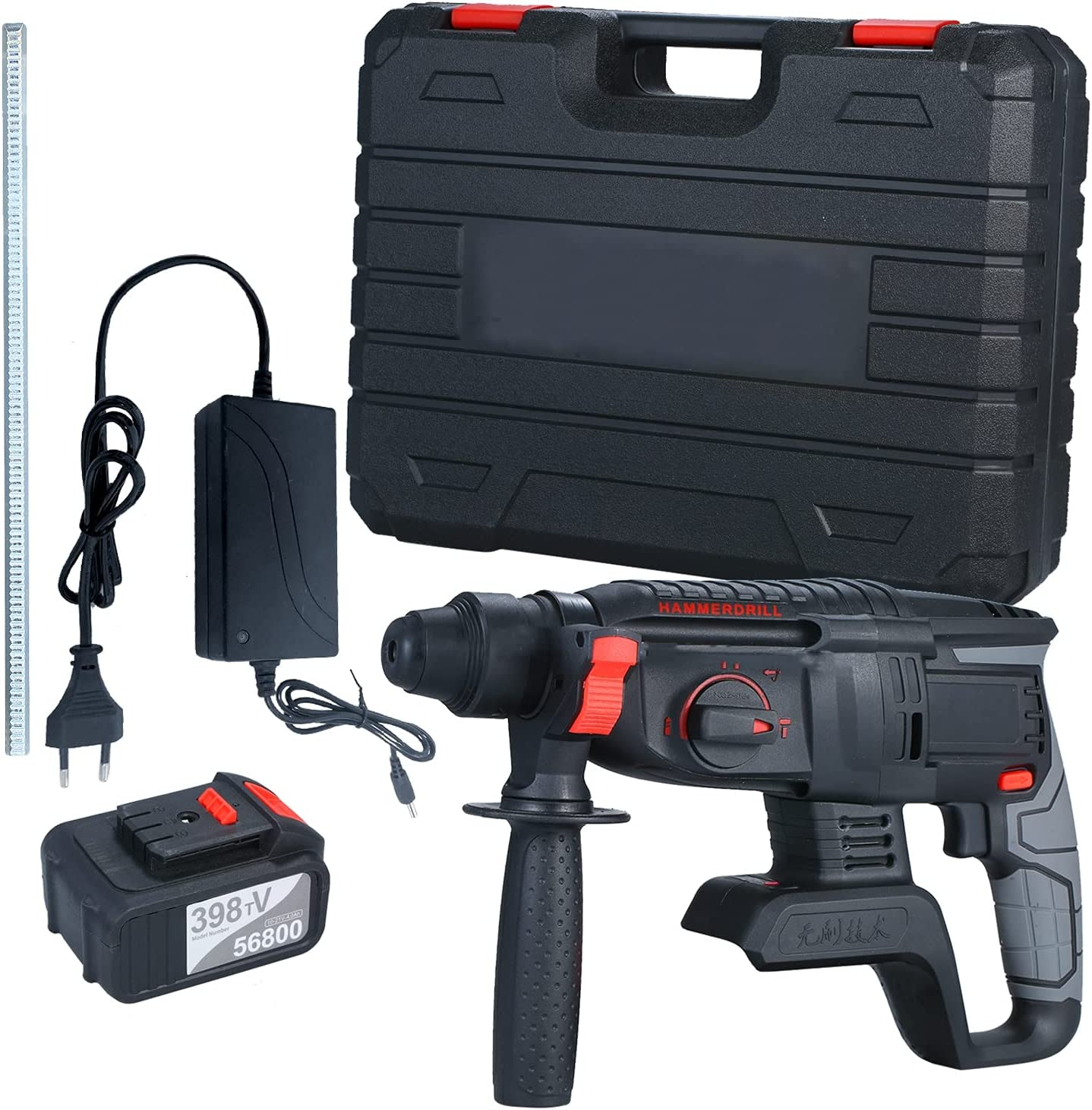 DACHENZI Electric NEW before selling quality assurance ☆ Impact Drill Brushless He Screwdriver