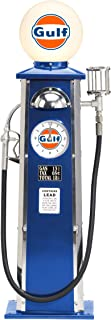 Gulf Oil Old-Time Gas Pump, 40in.H