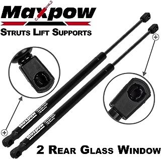 Maxpow Qty (2) Camper Window Lift Supports Struts CS1300-30 SE130P30 C16-04464A replacement