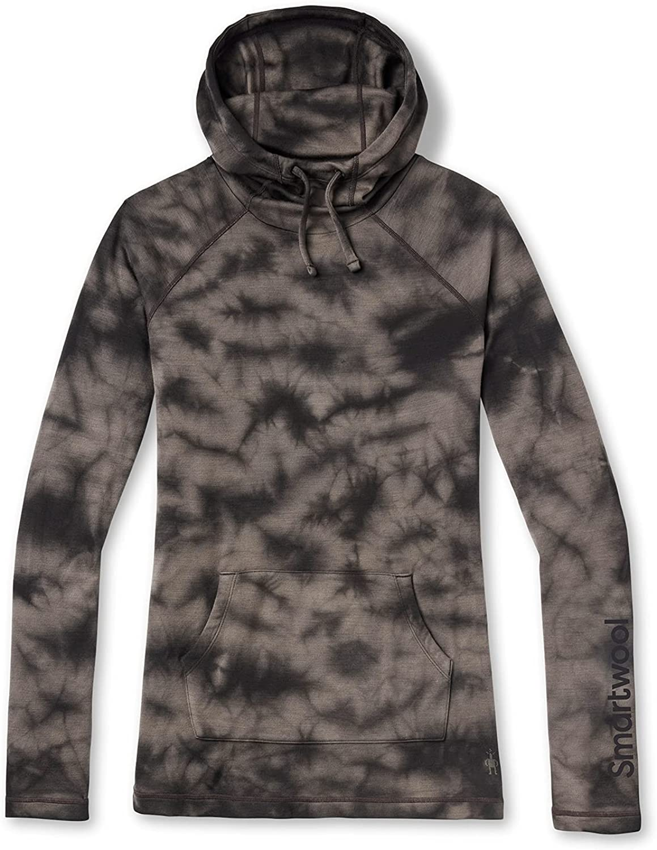 Smartwool Women's Merino 250 Plant-Based Dye Base Layer Hoodie – 100% Merino Wool