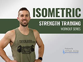 Isometric Strength Training Workout Series