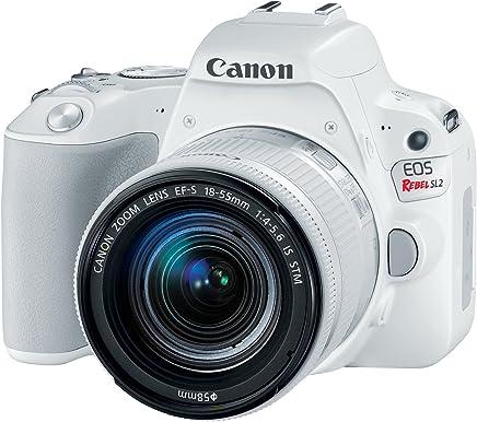 Canon EOS Rebel SL2 - Cámara digital y objetivo