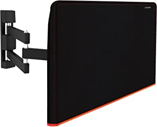 Heavy Duty TV Cover - Full Body Neoprene Protection Sleeve - Fits 52-55 inch LED, OLED, LCD, and Plasma Televisions (52-55 inch)