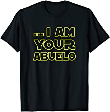 Mens I Am Your Abuelo Spanish Grandfather T-Shirt