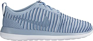 Nike Women's Wmns Roshe Two Flyknit, GLACIER BLUE/WHITE-BLACK