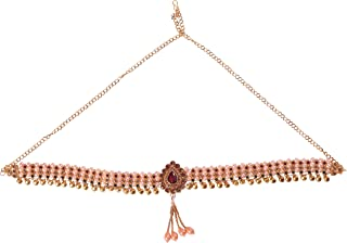 Diya Jewellery Gold Plated Kamarband for Womens and Girls (Multi-Color)