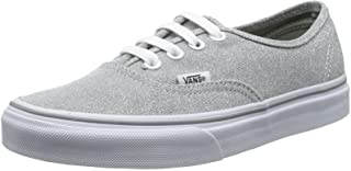 Amazon.com  Silver - Fashion Sneakers   Shoes  Clothing c5a29e0214889