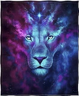 Best lion fleece blanket Reviews