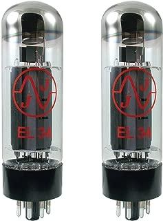 JJ Electronics Amplifier Tube (T-EL34-JJ-MP)