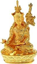 Prettyia 1x Meditation Buddha Statue Religion Sculpture Buddhist Figurine Home Decor