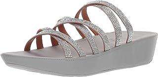 FitFlop LINNY CRYSTALLED SLIDE womens Slide Sandal
