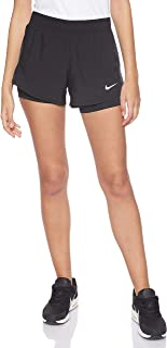 Nike Womens 10K 2In1 Shorts