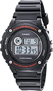 Men's W216H Illuminator Watch & Cooling Towel Bundle