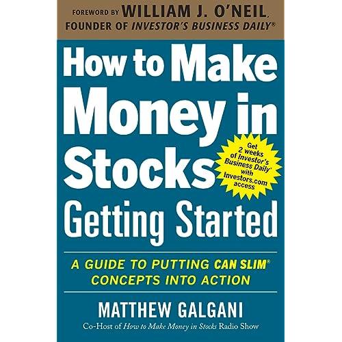 How to make money in stocks getting started matthew galgani