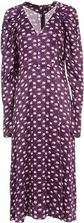 ROTATE BY BIRGER CHRISTENSEN Luxury Fashion Womens 900868PANSY Purple Dress   Spring Summer 20